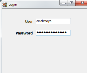 Membuat Password Bulet di Delphi